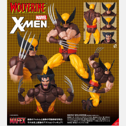 mafex-wolverine-brown-comic